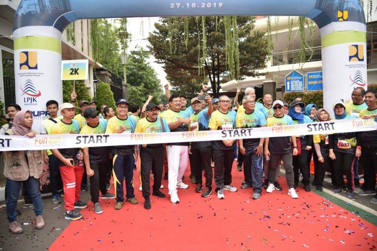 Image Result For Konstruksi Indonesia Fun Run