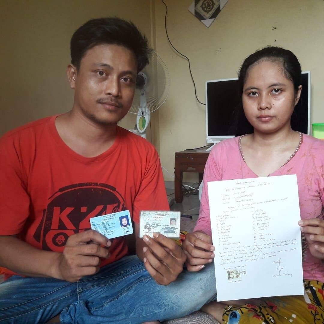 Pelaku Penipuan Arisan Online Dilaporkan Ke Polrestro Jakarta Timur